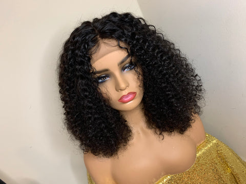 Yaz | Kinky Curly Lace Wig