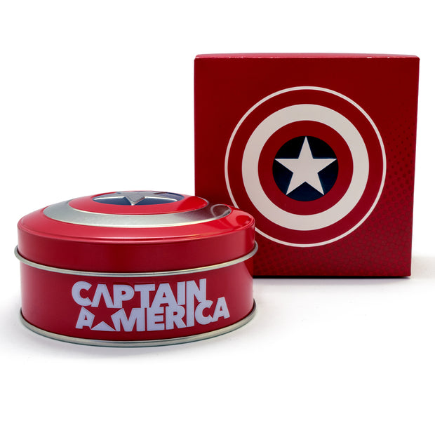 2019 10g Silver Captain America Shield Coin packaging
