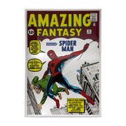 Marvel: 1oz Pure Silver AMAZING FANTASY #15 Comic Book Foil