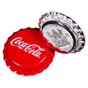Coca-Cola: 2018 6g Pure Silver BOTTLE CAP Coin