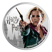Harry Potter: 2020 1oz Pure Silver HERMIONE GRANGER Coin