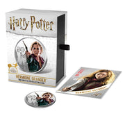 2020 1oz Silver Hermione Granger Coin package detail