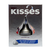 2019 39g Silver Hershey Kiss Coin  packaging front