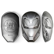 2019 2oz Silver Iron Man Icon Coin