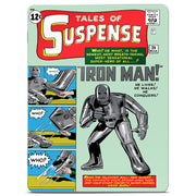 Marvel: 1oz Pure Silver TALES OF SUSPENSE #39 Comic Book Foil