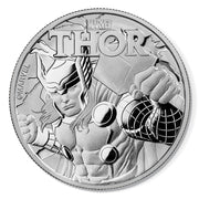Marvel: 2018 1oz Pure Silver THOR Bullion Coin