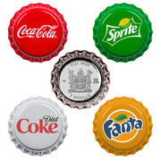 Coca-Cola: 2020 VENDING MACHINE SET - 4 New Bottle Cap Coins!
