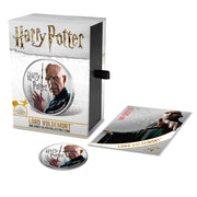 2020 1oz Silver Lord Voldemort Coin packaged set