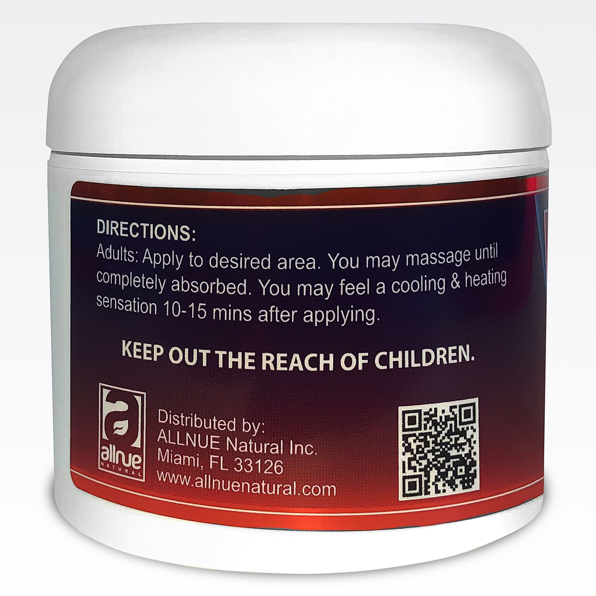 Flex Solution - Cream With MSM – Zupral Health & Beauty Products