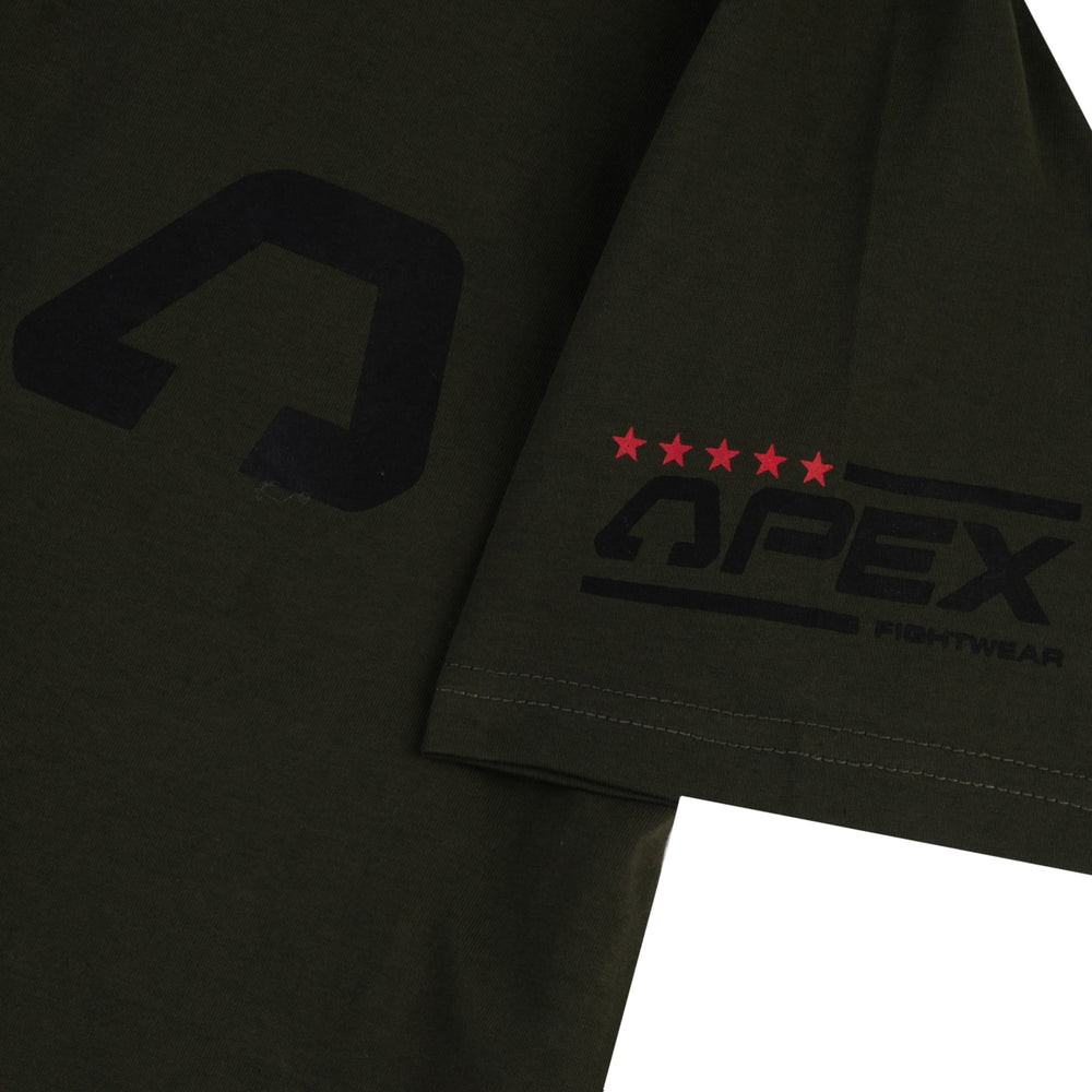 Apex Icon T-Shirt - Olive