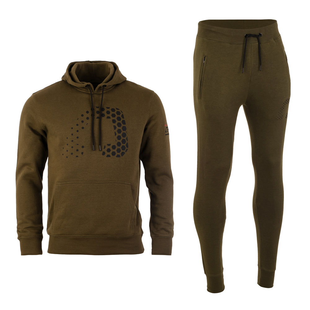 Apex Icon Tracksuit - Olive