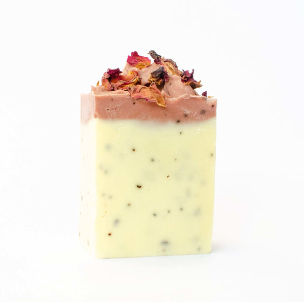 Pink Rosehip Soap Bar