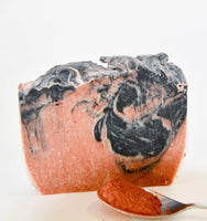Activated Charcoal & Red Clay Soap Bar