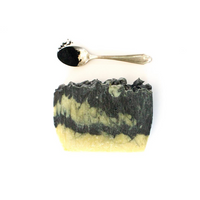 Activated Charcoal & Green Clay Soap Bar