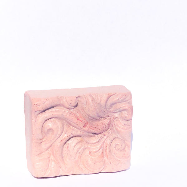 Orange & Tea tree Soap Bar With Australian Red Clay