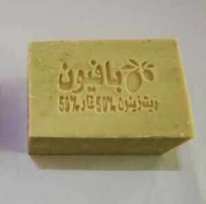 Olive oil and Laurel oil  soap