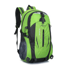 Load image into Gallery viewer, Poseidon backpack (Waterproof) Chill Screen Green