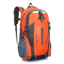 Load image into Gallery viewer, Poseidon backpack (Waterproof) Chill Screen Orange