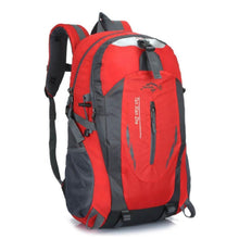 Load image into Gallery viewer, Poseidon backpack (Waterproof) Chill Screen Red