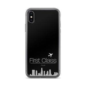 ''First Class'' iPhone Case Chill Screen iPhone X/XS