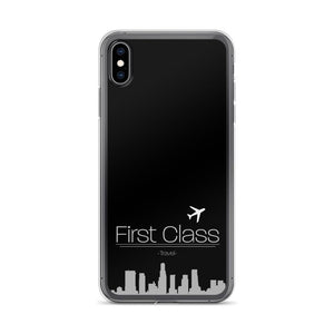''First Class'' iPhone Case Chill Screen iPhone XS Max
