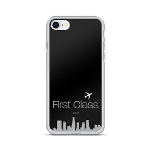 ''First Class'' iPhone Case Chill Screen iPhone 7/8