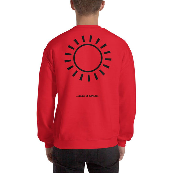 ''SUN'' Sweatshirt Chill Screen
