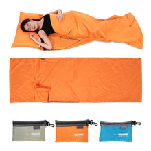Load image into Gallery viewer, Sleeping bag (Ultralight & portable) Chill Screen