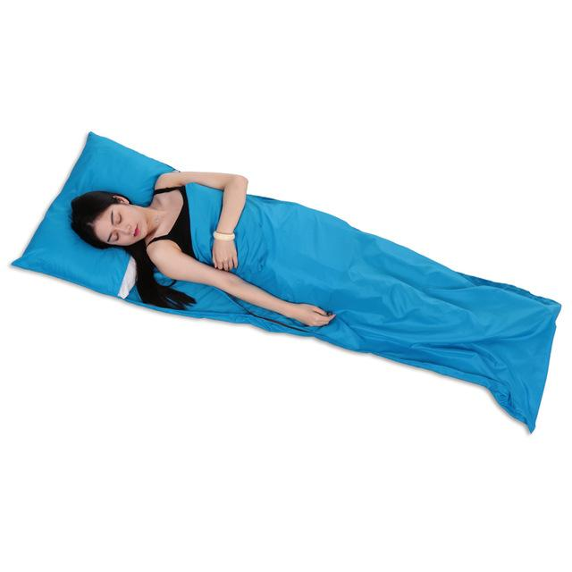 Sleeping bag (Ultralight & portable) Chill Screen Blue