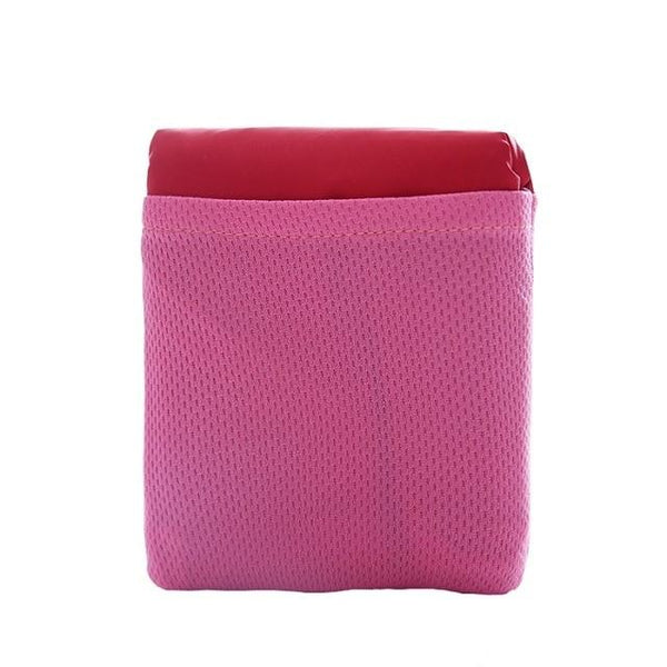 Pocket-Blanket Chill Screen RED L