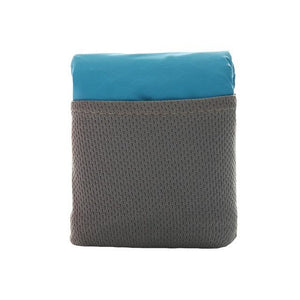 Pocket-Blanket Chill Screen BLUE L