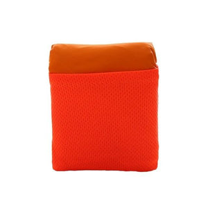 Pocket-Blanket Chill Screen ORANGE L