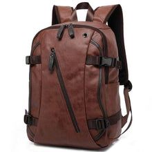 Load image into Gallery viewer, ''The Grizzly'' Backpack Chill Screen Brown