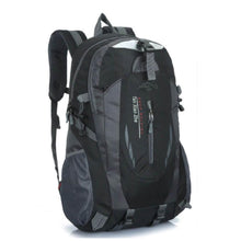 Load image into Gallery viewer, Poseidon backpack (Waterproof) Chill Screen Black