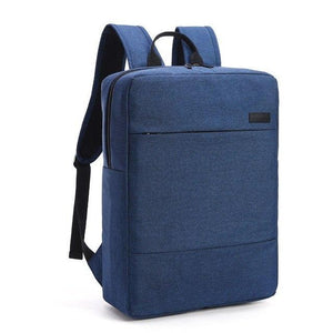 ''The Lifestyler'' Backpack Chill Screen Blue