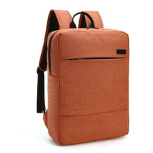 Load image into Gallery viewer, ''The Lifestyler'' Backpack Chill Screen Orange