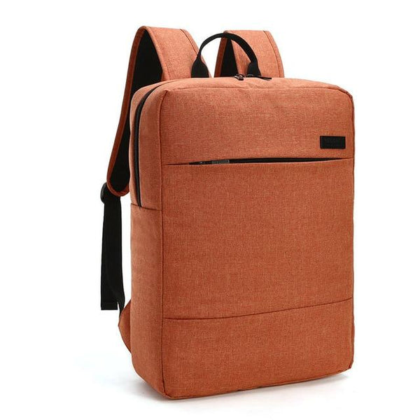 ''The Lifestyler'' Backpack Chill Screen Orange
