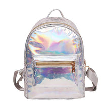 Load image into Gallery viewer, Spacecolor Backpack Chill Screen Silver