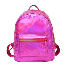 Load image into Gallery viewer, Spacecolor Backpack Chill Screen Hot Pink