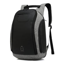 Load image into Gallery viewer, Futurezone backpack (USB function) Chill Screen Gray
