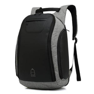 Futurezone backpack (USB function) Chill Screen Gray