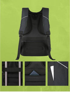 ''Helios'' Solarpower backpack Chill Screen
