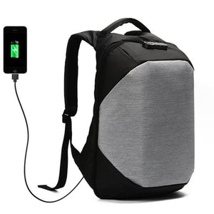 """The Allrounder"" Backpack (Powerbank compatible) Chill Screen"