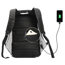 "Load image into Gallery viewer, ""The Allrounder"" Backpack (Powerbank compatible) Chill Screen"
