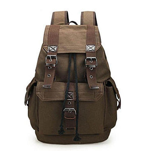 ''Worldtraveller'' Backpack Chill Screen Coffee