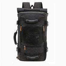 Load image into Gallery viewer, ''The Survivor'' Backpack (Large capacity) Chill Screen Black