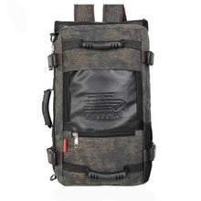 Load image into Gallery viewer, ''The Survivor'' Backpack (Large capacity) Chill Screen L- khaki