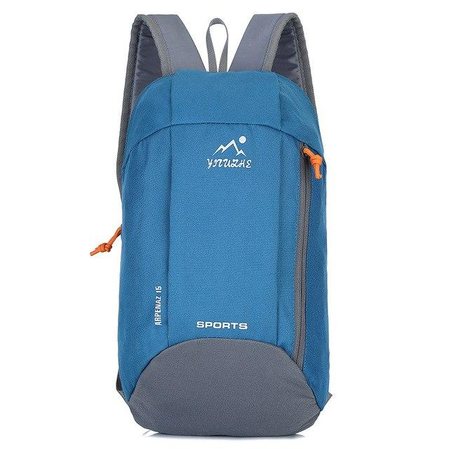 ''The Lightweighter'' Backpack Chill Screen Blue