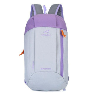 ''The Lightweighter'' Backpack Chill Screen Purple Gray