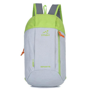 ''The Lightweighter'' Backpack Chill Screen Green